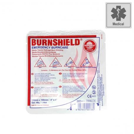 Compresse Burnshield 10x10cm