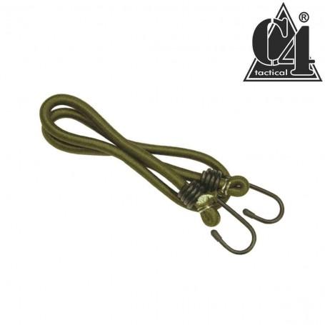Tendeurs avec crochets 2 x 75cm