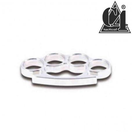 Poing américain silver 6X11X1.5